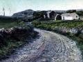 Bwlch Farm lane