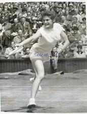 Wimbledon Ladies Doubles Champion 1956