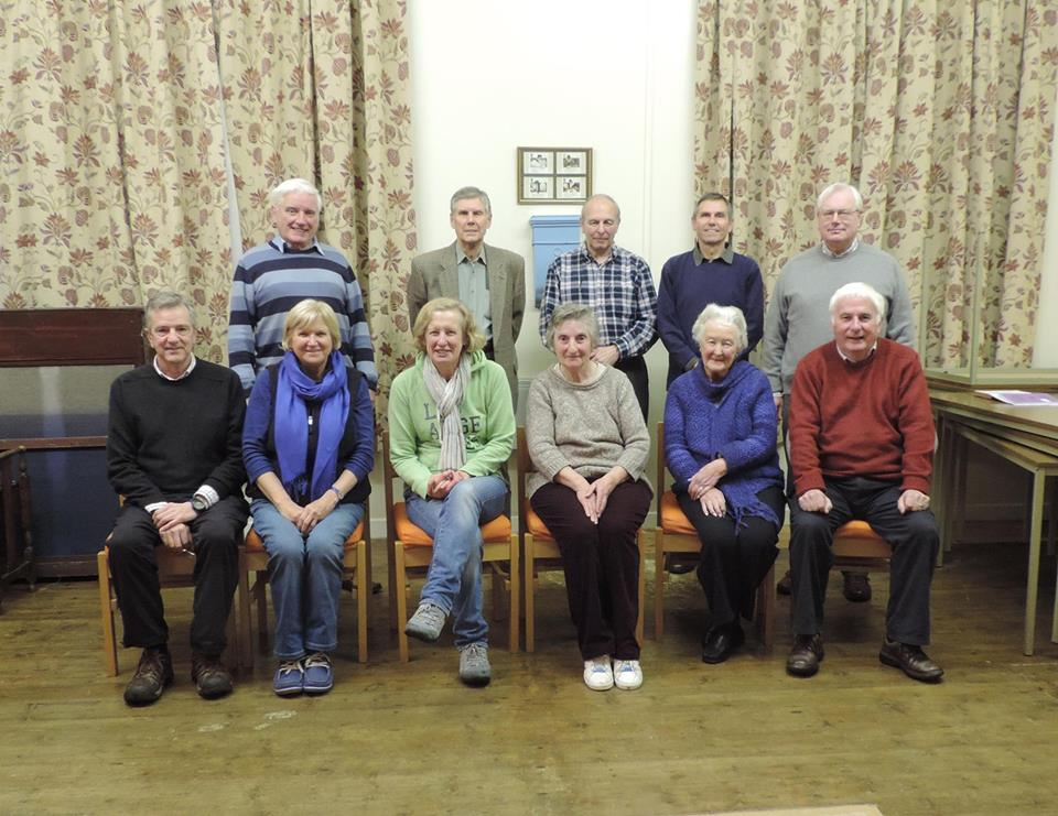 Deganwy committee 2014-2015