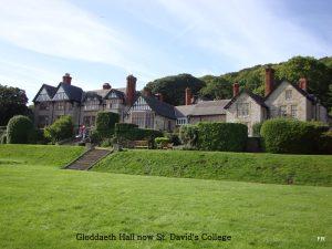 Gloddaeth Hall