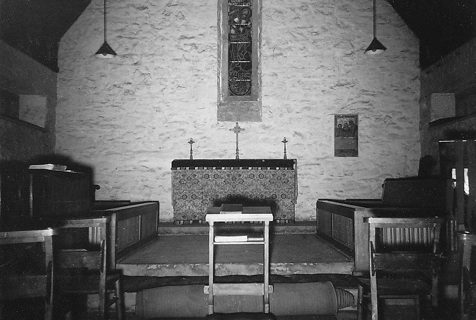 chapel interior