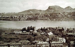 Deganwy from Conwy