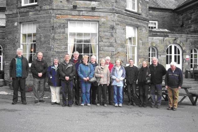 Spring Trip 2013 Group