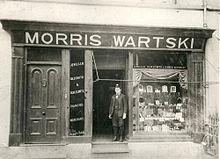 Morris Warski - Bangor