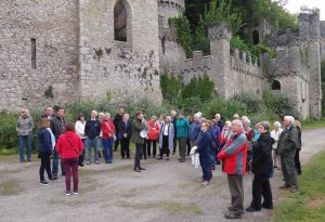 Visit to Gwrych Castle (1)