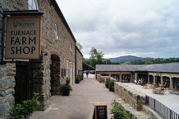 Furnace farm tea rooms Bodnant