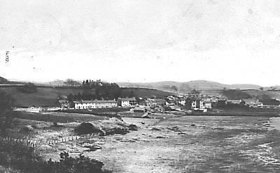 Porth Llansanffraidd - Glan Conwy port .