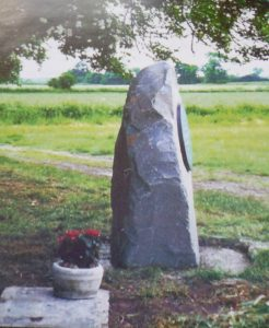 Gwenllian's monument at Sempringham